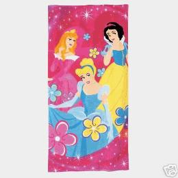 disney sleeping beauty cinderella snow white beach towel