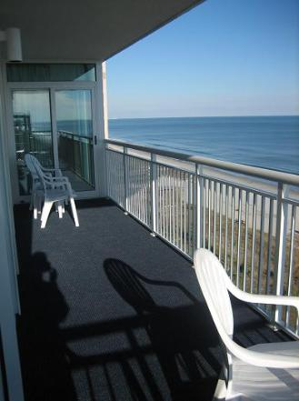 Access the the direct ocean front balcony right from the master bedroom. The views are incredible and you wont want leave!