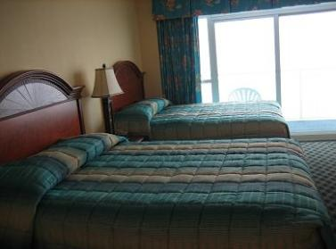 The third bedroom is Direct Ocean Front and has direct balcony access.