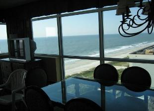 The Dunes Village in Myrtle Beach Dining Room
