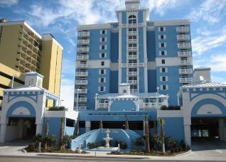 Myrtle Beach House Rentals   Ocean Blue Vacation Rental Myrtle Beach